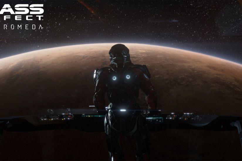 Mass Effect Andromeda 4K Wallpaper ...