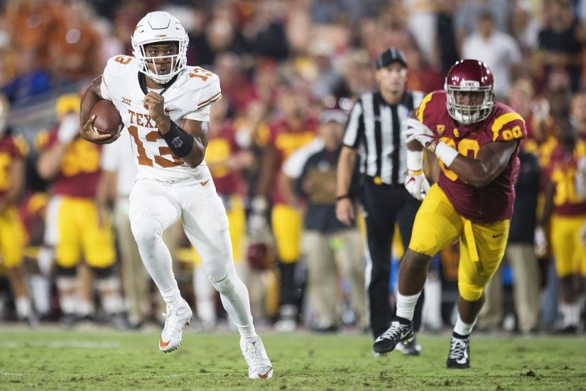 Football opens Big 12 play Thursday night at Iowa State - University of  Texas Athletics