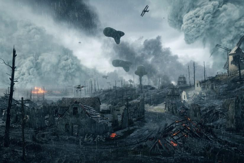 widescreen battlefield 1 wallpaper 3840x1620 download