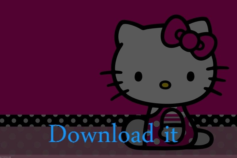 2880x1800 Anime - Hello Kitty Wallpaper