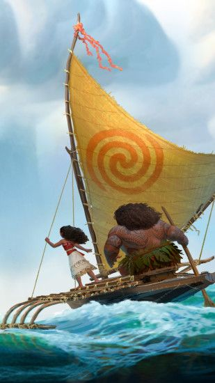 Download Moana Movie Artwork HD HD 4k Wallpapers In ..