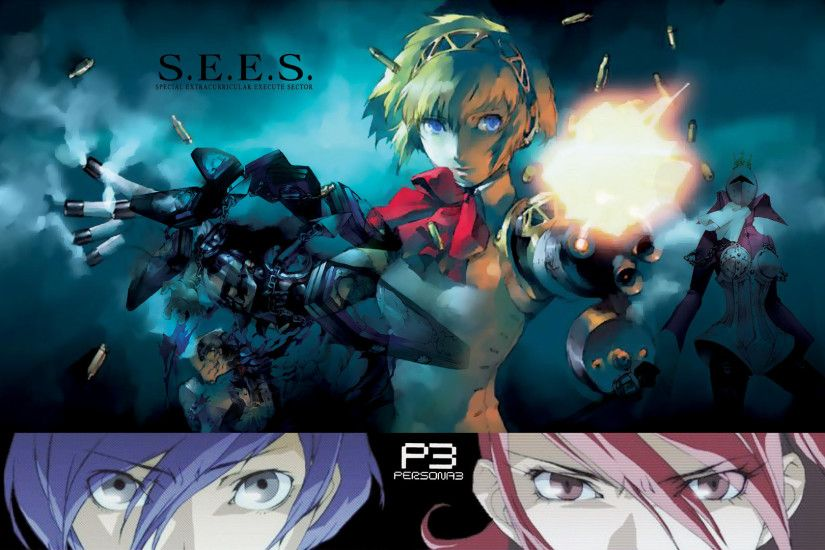 Persona 3 by ABloodyCry ...