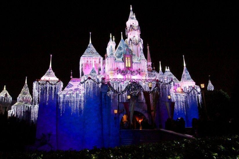 Disney Christmas Wallpapers ① Wallpapertag