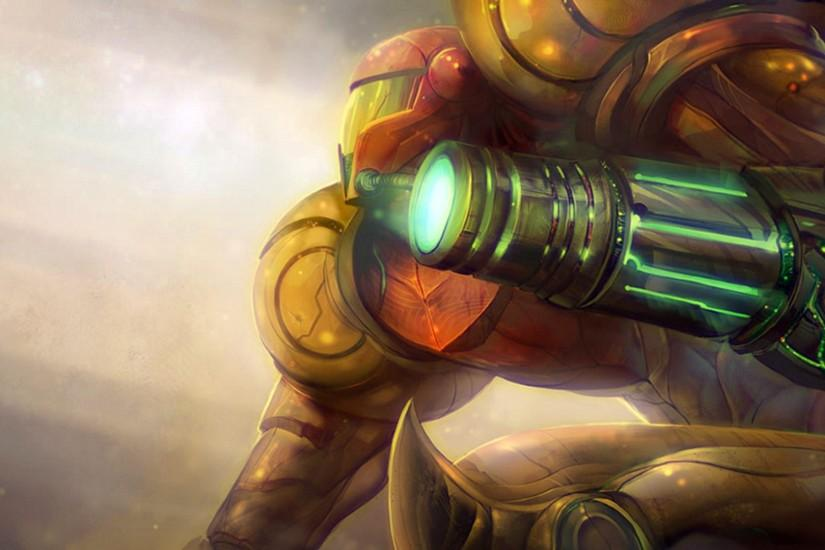 Samus Aran - Metroid Prime Wallpaper 518409 ...