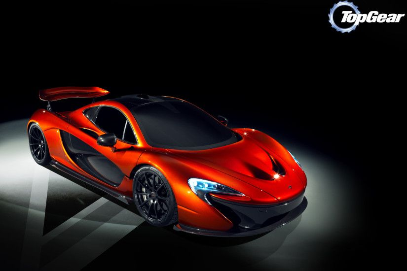 nice model mcLaren P1 wallpapers