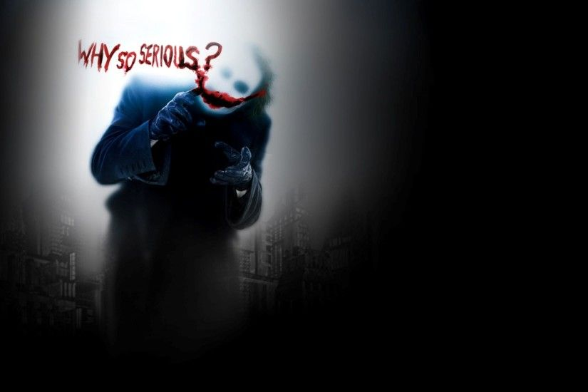 3D Why So Serious Wallpaper | HD 3D and Abstract Wallpaper Free Download ...