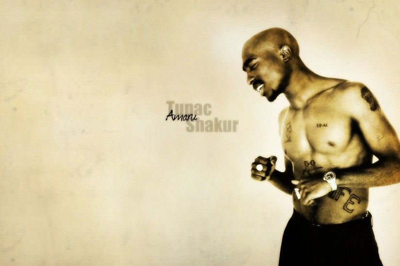 Tupac Wallpaper Hd Wallpaper Box
