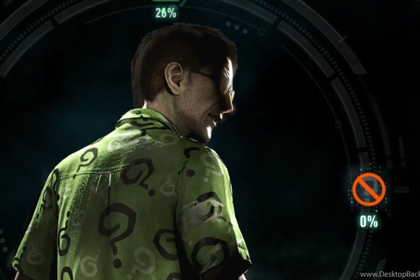 Batman Arkham Knight Playthrough Part 10 Hunting The Riddler .