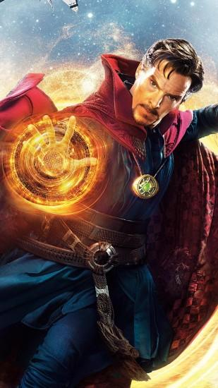 widescreen doctor strange wallpaper 1080x1920 for android tablet