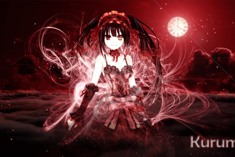 Date A Live Wallpapers Wallpapertag