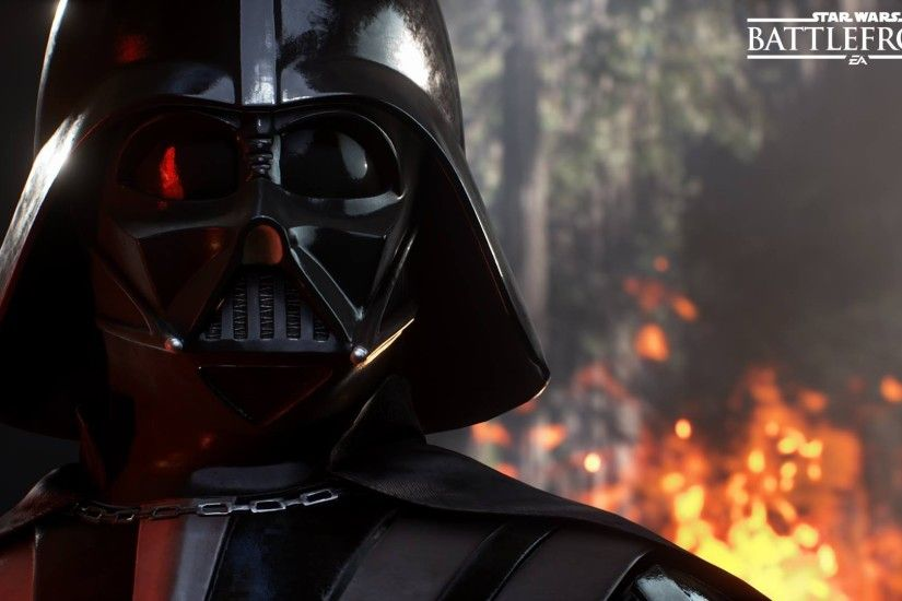 Star Wars: Battlefront, Star Wars, Endor, Battle Of Endor, Darth Vader  Wallpaper HD
