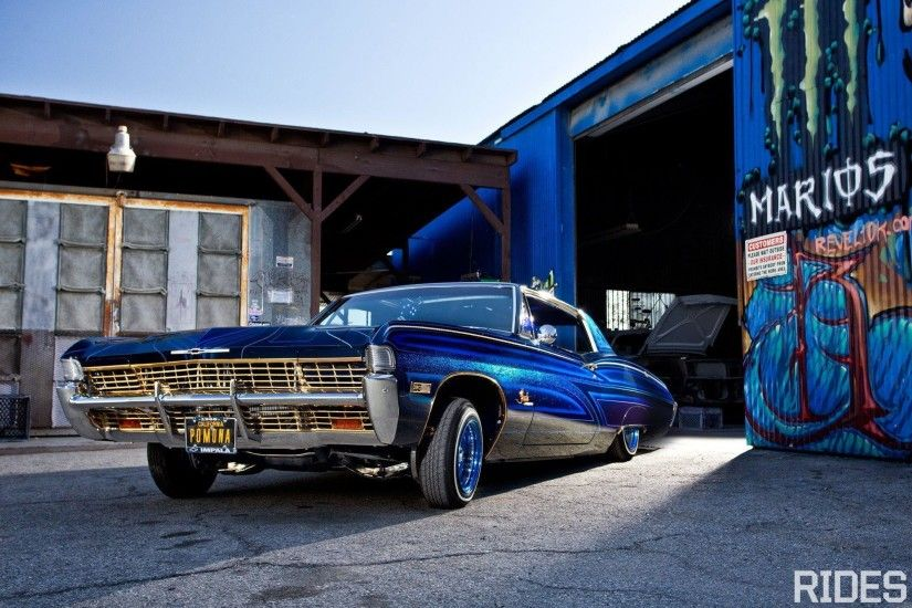 Impala Lowrider Wallpapers