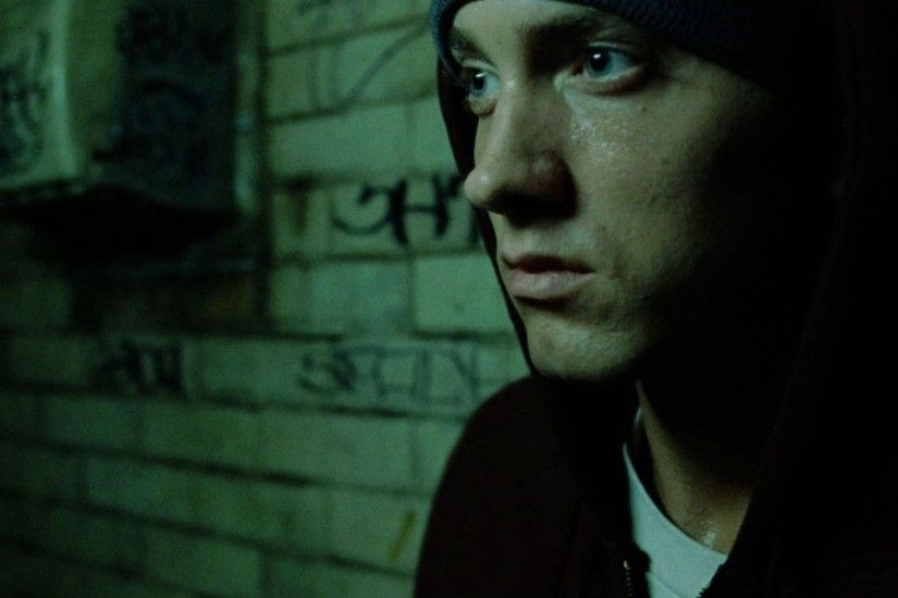 1920x1080 Wallpaper 8 mile, eminem, jimmy smith, b-rabbit