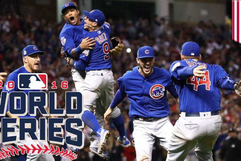 TomoNews | The Chicago Cubs just won the effing World Series for the first  time in Chicago Cubs wallpapers ...