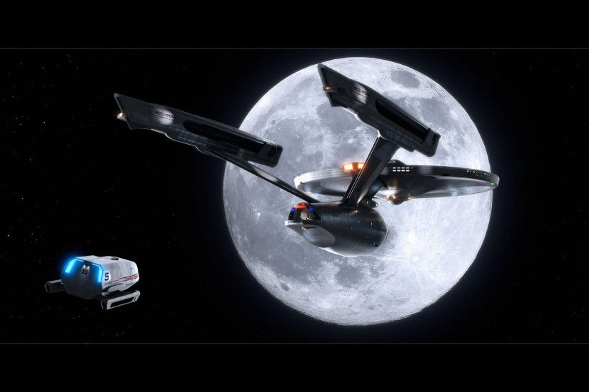 Starship Enterprise - Star Trek wallpaper - 976469