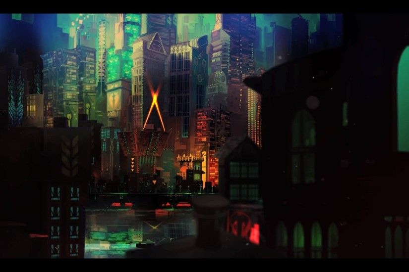 Transistor, Video Games, Cityscape Wallpapers HD / Desktop and Mobile  Backgrounds
