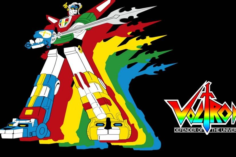 Voltron Hip Hop Beat Remix