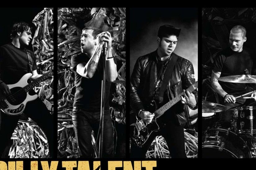 BILLY TALENT punk rock hardcore alternative 1billytalent canadian concert  poster wallpaper | 1920x1080 | 573898 | WallpaperUP