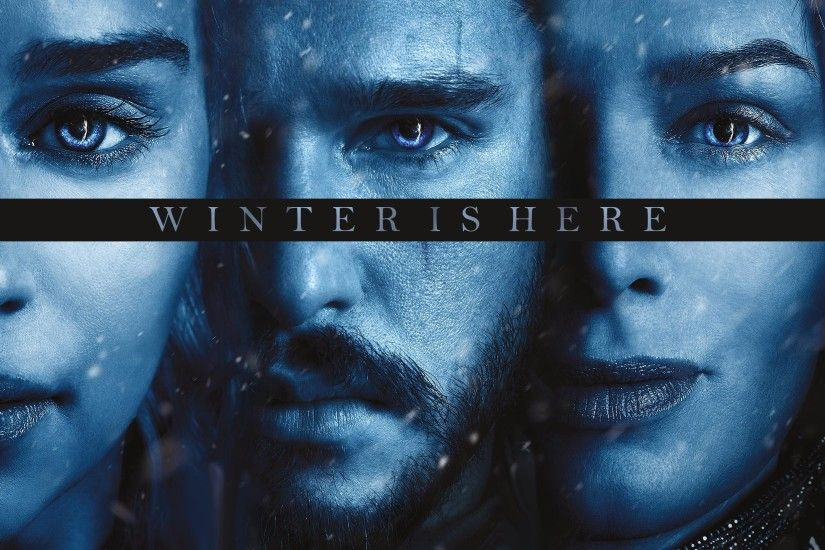 Limited[S7] Game Of thrones Season 7 Posters Wallpaper 2560 x 1440 (1080p  in comments) ...