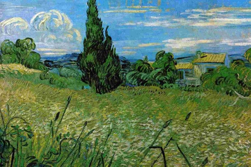 Another Wallpaper of Van Gogh Paintings