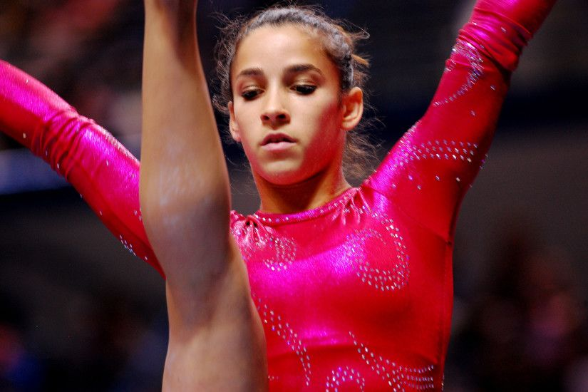 View Original Image. Aly Raisman ...