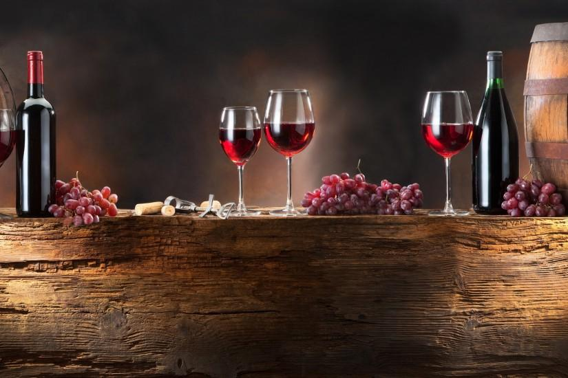 Food - Wine Wallpaper