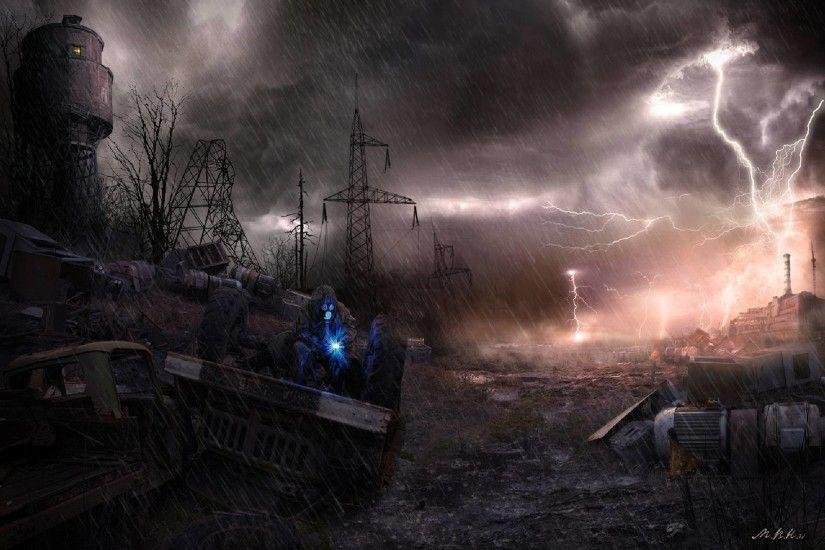 302 Post Apocalyptic Wallpapers | Post Apocalyptic Backgrounds Page 4