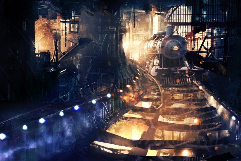 120 Steampunk HD Wallpapers