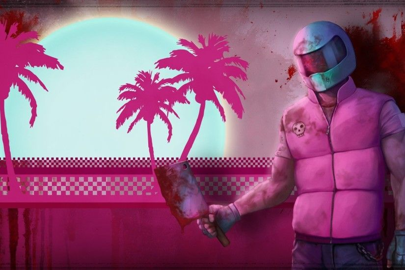 Hotline Miami, Video Games, Cleavers Wallpapers HD / Desktop and Mobile  Backgrounds