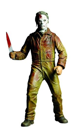 Rob zombie · CINEMA OF FEAR HALLOWEEN 2 MICHAEL MYERS ACTION FIGURE