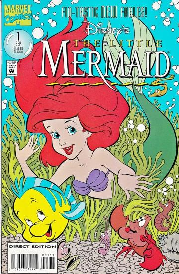 The Little Mermaid (Marvel Comics) | Disney Wiki | Fandom powered by Wikia