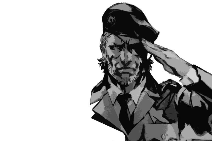Naked Snake (Big Boss) - Metal Gear Solid 3: Snake Eater #MetalGearSolid3