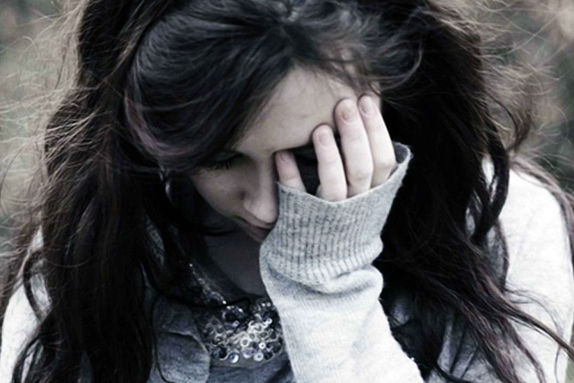 ... Sad Crying Girl Images Sad Girl Images | Sad Girls Crying Sitting Alone  Wallpapers ...