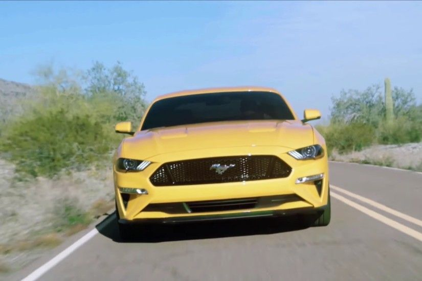 ... 2018 Ford Mustang GT Orange Fury with Performance Pack ...