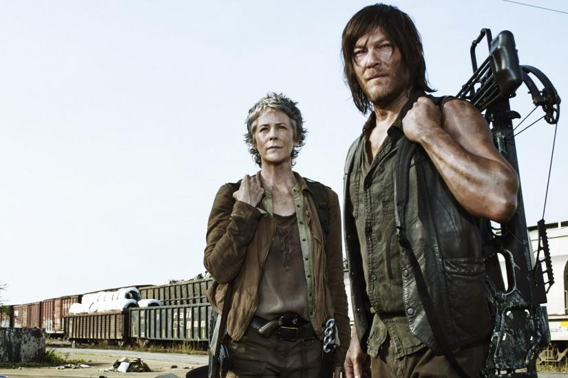Daryl Dixon Full HD Wallpaper 8