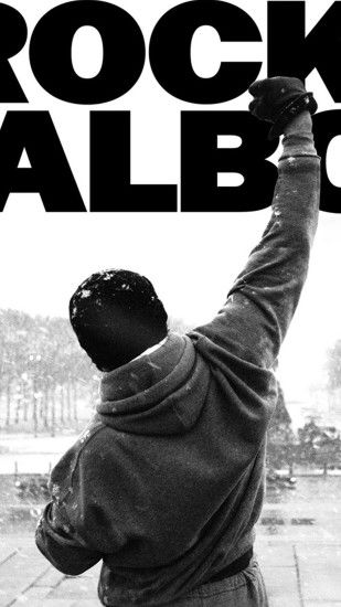 Rocky Balboa 02 Htc One M8 wallpaper