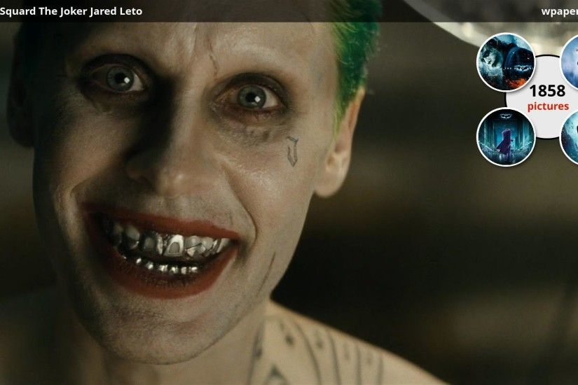 Description Suicide Squard The Joker Jared Leto wallpaper from Movies  category. You are on page with Suicide Squard The Joker Jared Leto wallpaper  ...