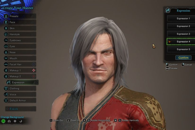 FluffMonster Hunter World PC featuring Dante from the Devil May Cry ...