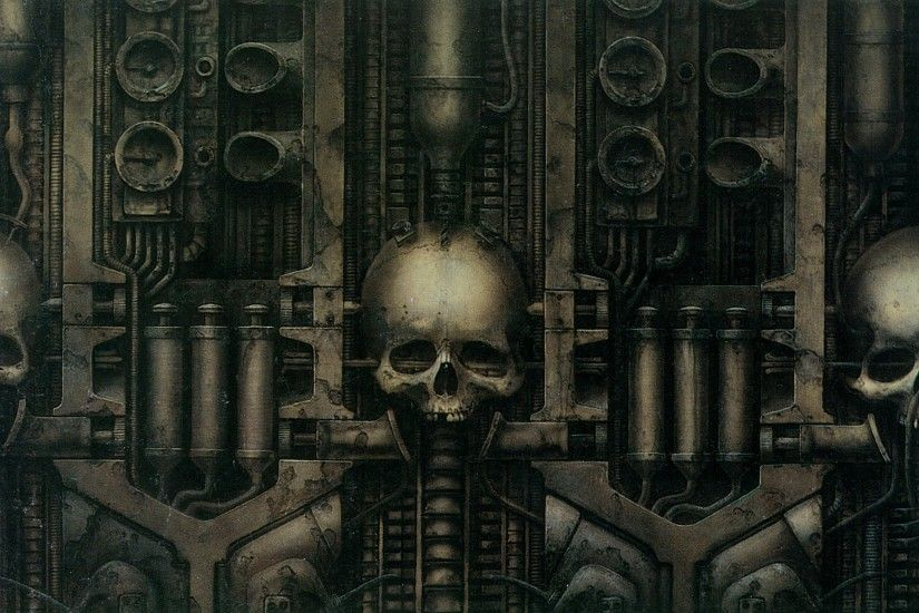 hr giger 2295x1479 wallpaper Art HD Wallpaper
