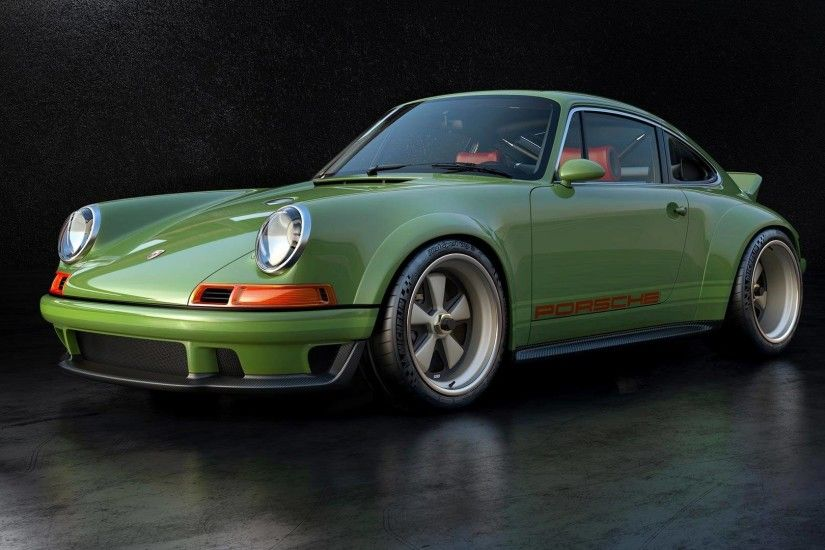 Singer's New 500 HP Absinthe Porsche 911 Is the Ultimate Air-Cooled Restomod