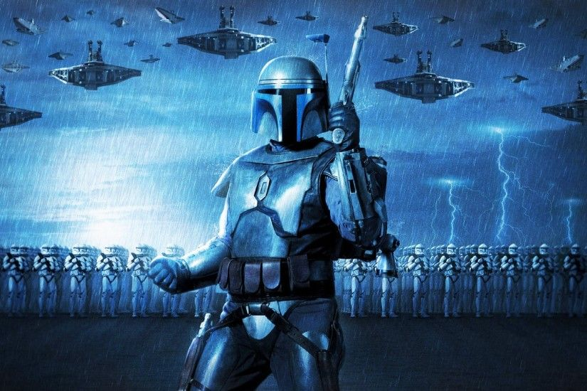 Boba Fett And Jango Fett Art - wallpaper. | star wars | Pinterest .