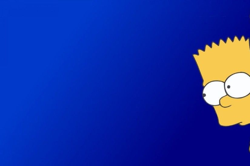 Simpsons wallpaper 3d