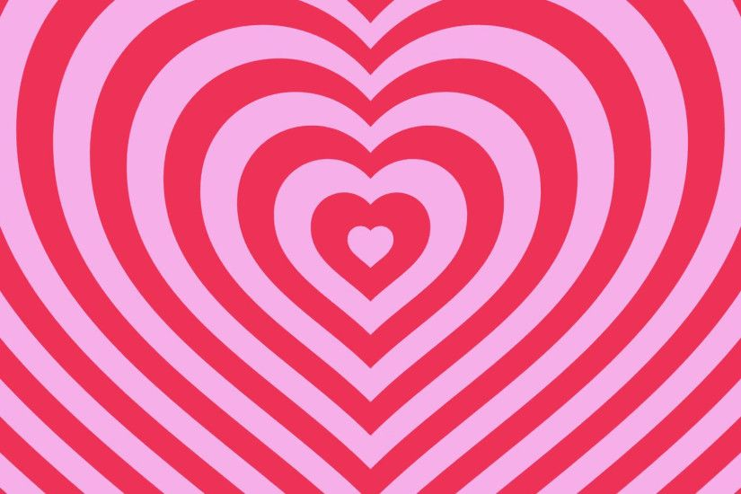 Love hearts background loop valentines day Pink Motion Background -  VideoBlocks