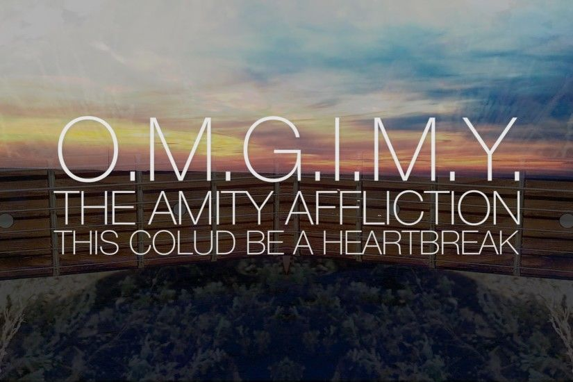 The Amity Affliction - O.M.G.I.M.Y. (Guitar cover)