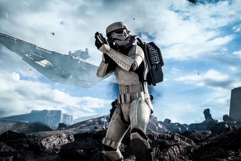 Preview wallpaper star wars, battlefront, electronic arts 2048x1152