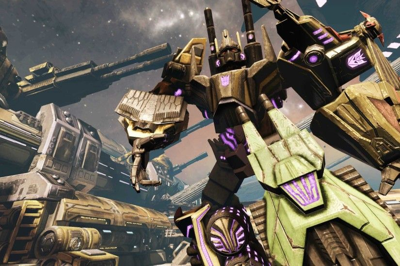 Sequences involving larger Transformers, such as Bruticus, would often  involve large numbers of enemy combatants on screen at once.