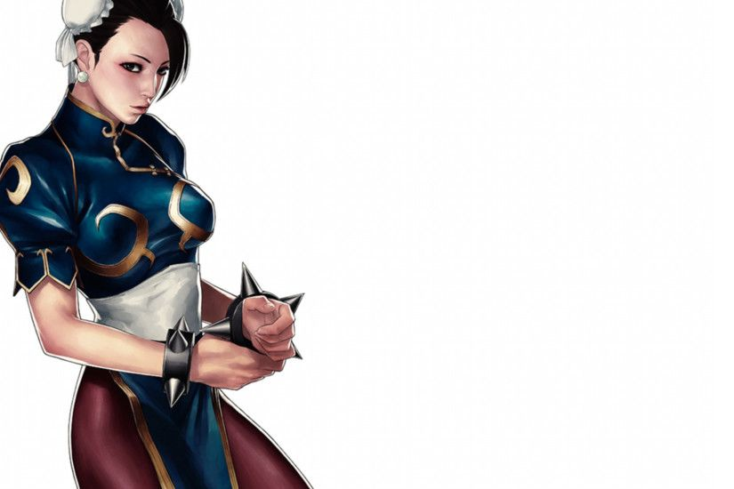 Chun Li Wallpaper for PC.