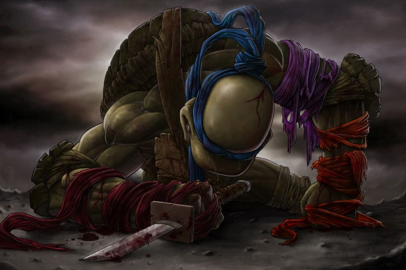 Comics - Teenage Mutant Ninja Turtles Wallpaper