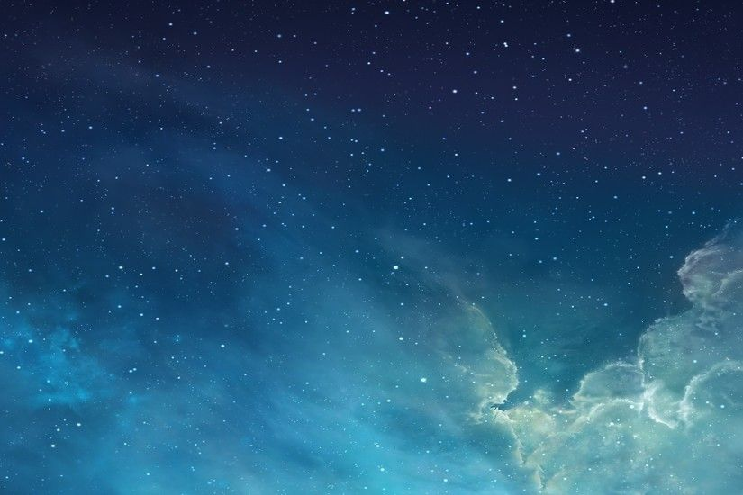 iOS 7 Galaxy Wallpapers | HD Wallpapers