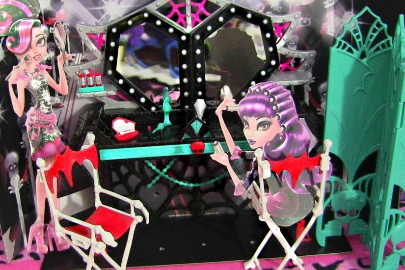 Monster High: Frights, Camera, Action! #3